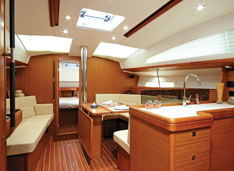 Navalia - Imbarcazione Sun Odyssey 42 DS 5