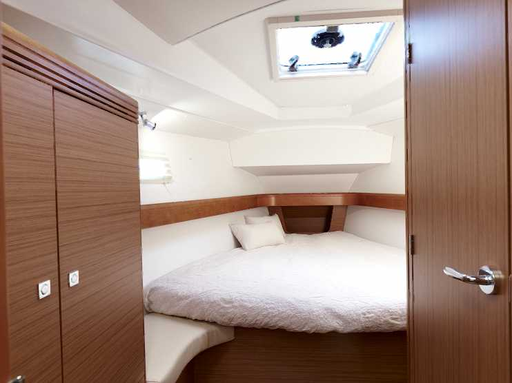 Navalia - Imbarcazione Sun Odyssey 42 DS 8