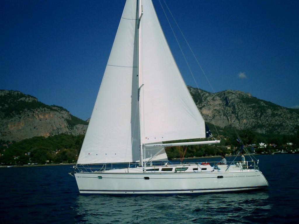 Navalia - Imbarcazione Sun Odyssey 43 1
