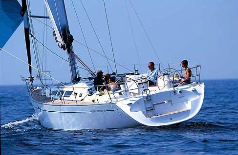 Navalia - Imbarcazione Sun Odyssey 43 2