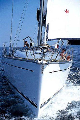 Navalia - Imbarcazione Sun Odyssey 43 3