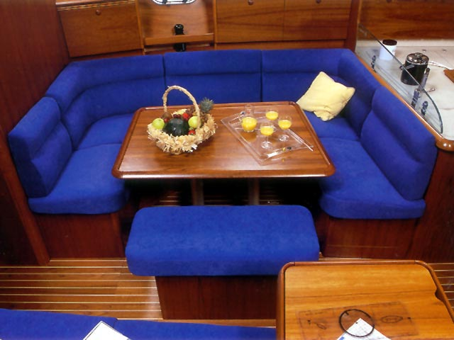 Navalia - Imbarcazione Sun Odyssey 43 5