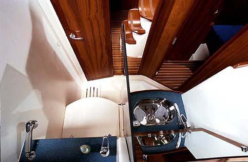 Navalia - Imbarcazione Sun Odyssey 43 8