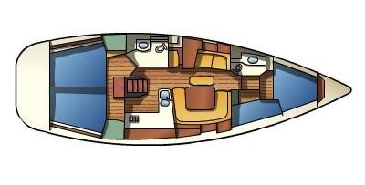 Navalia - Imbarcazione Sun Odyssey 43 9
