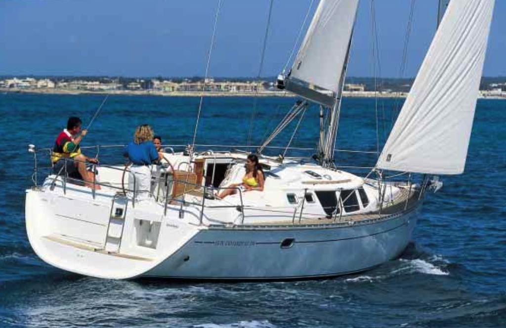 Navalia - Imbarcazione Sun Odyssey 43 DS 1
