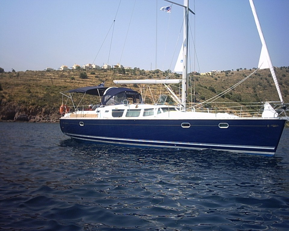 Navalia - Imbarcazione Sun Odyssey 43 DS 2