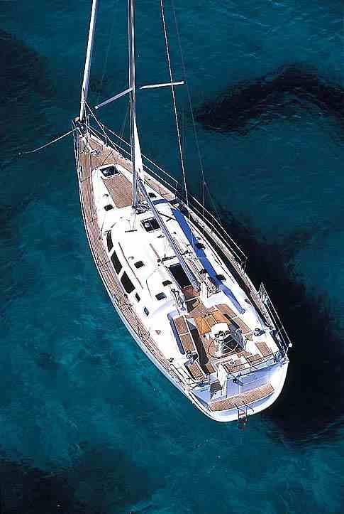 Navalia - Imbarcazione Sun Odyssey 43 DS 4