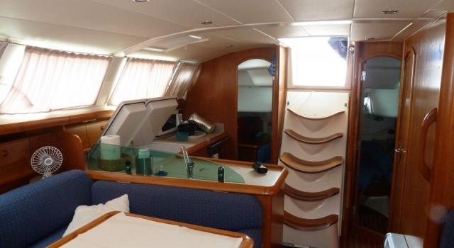 Navalia - Imbarcazione Sun Odyssey 43 DS 6