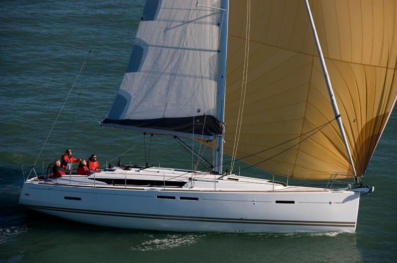 Navalia - Imbarcazione Sun Odyssey 439 1