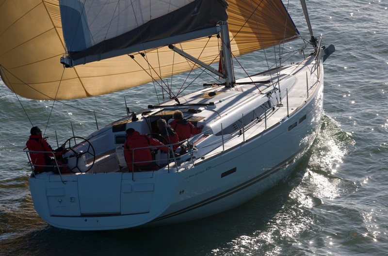 Navalia - Imbarcazione Sun Odyssey 439 2