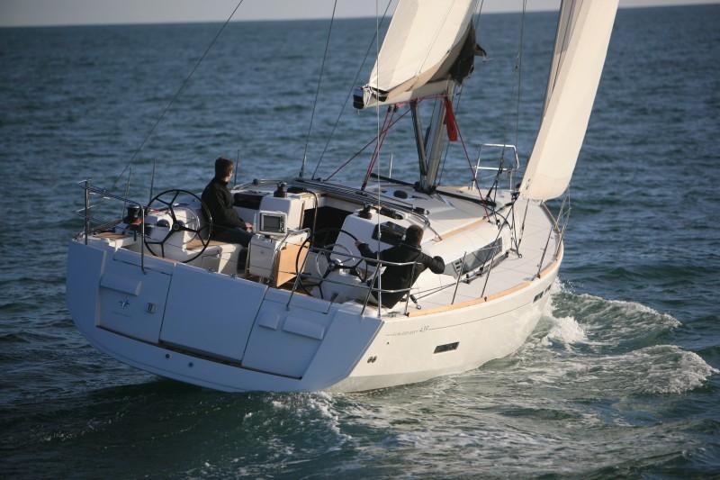 Navalia - Imbarcazione Sun Odyssey 439 4