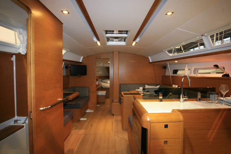 Navalia - Imbarcazione Sun Odyssey 439 6