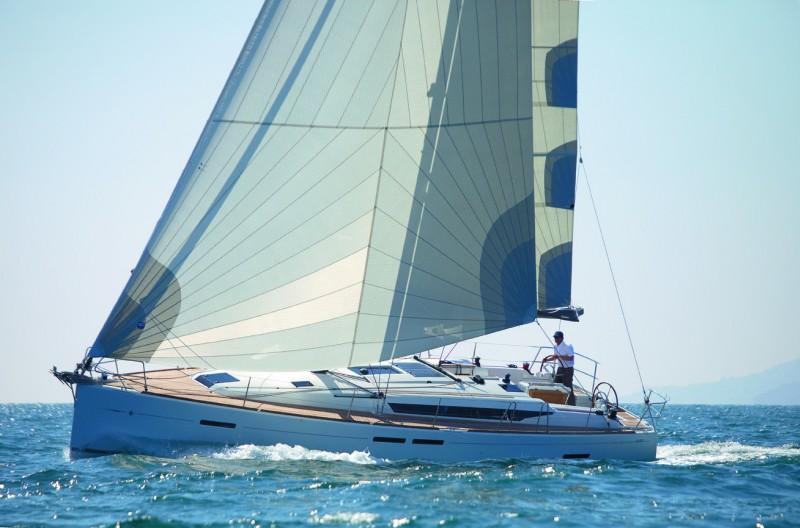 Navalia - Imbarcazione Sun Odyssey 449 1