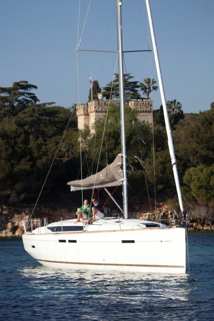 Navalia - Imbarcazione Sun Odyssey 449 3