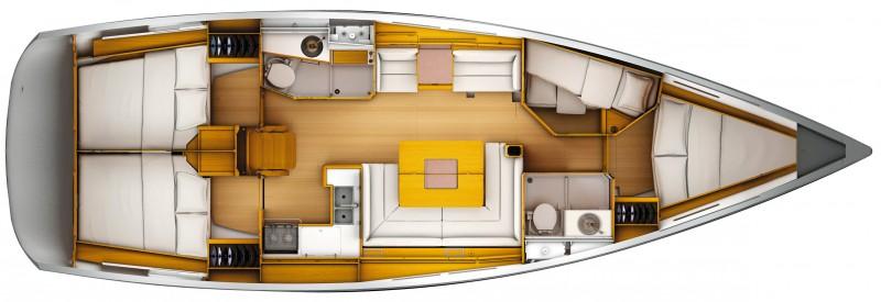 Navalia - Imbarcazione Sun Odyssey 449 13