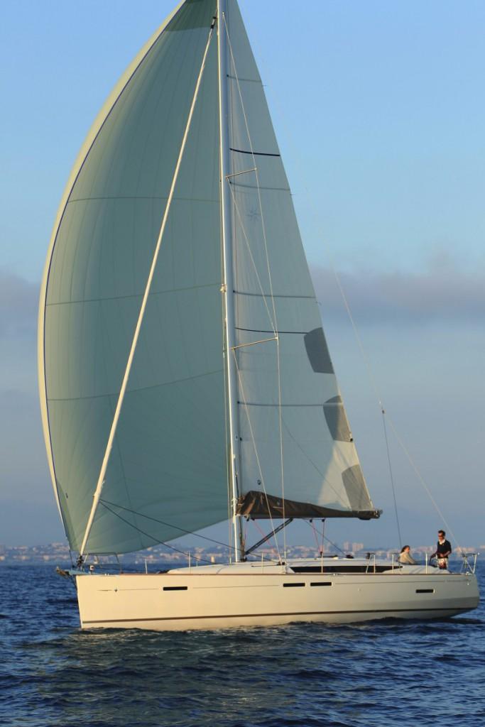 Navalia - Imbarcazione Sun Odyssey 449 2