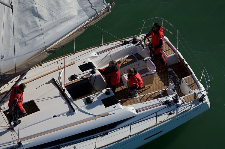 Navalia - Imbarcazione Sun Odyssey 449 5