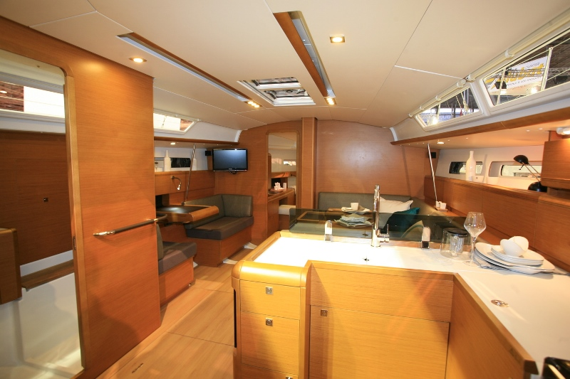 Navalia - Imbarcazione Sun Odyssey 449 7