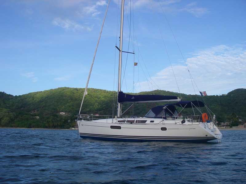 Navalia - Imbarcazione Sun Odyssey 44i 3