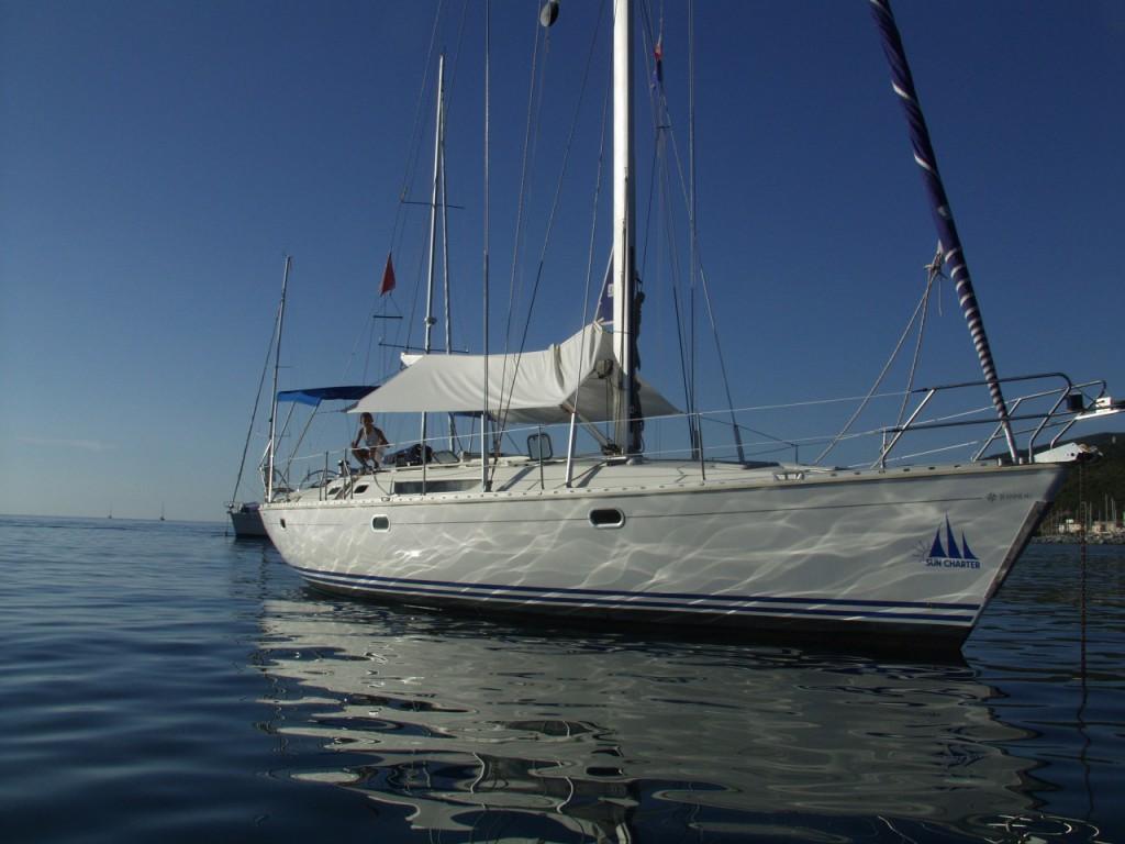 Navalia - Imbarcazione Sun Odyssey 45.1 2