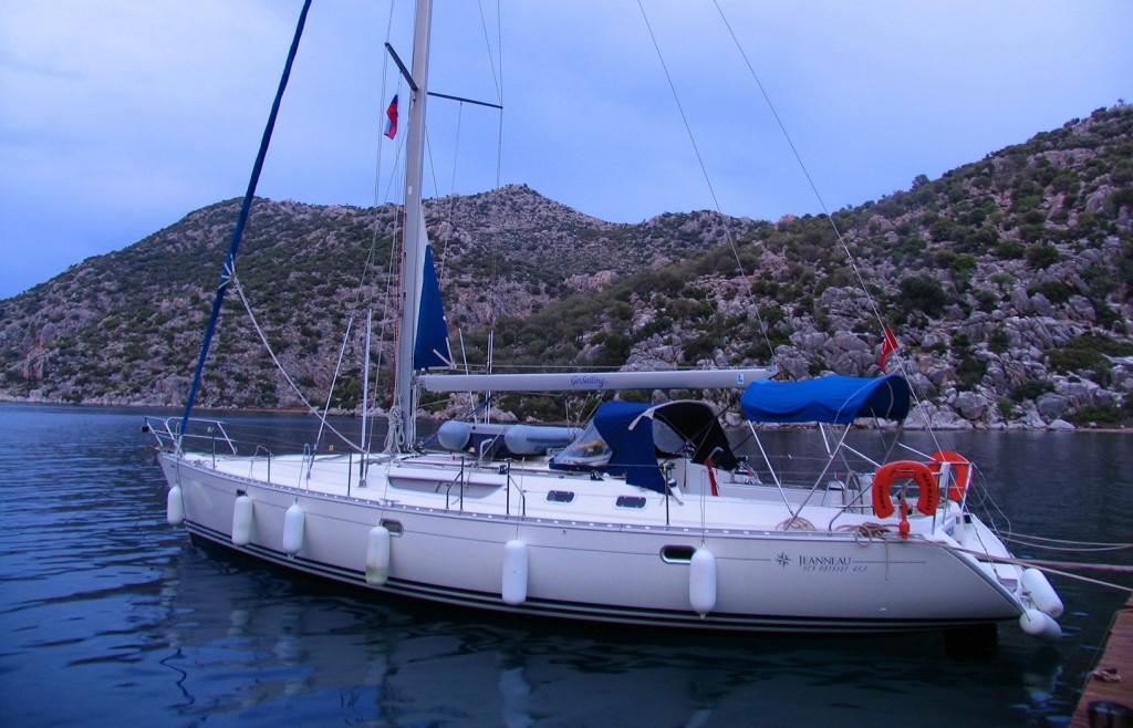 Navalia - Imbarcazione Sun Odyssey 45.1 3