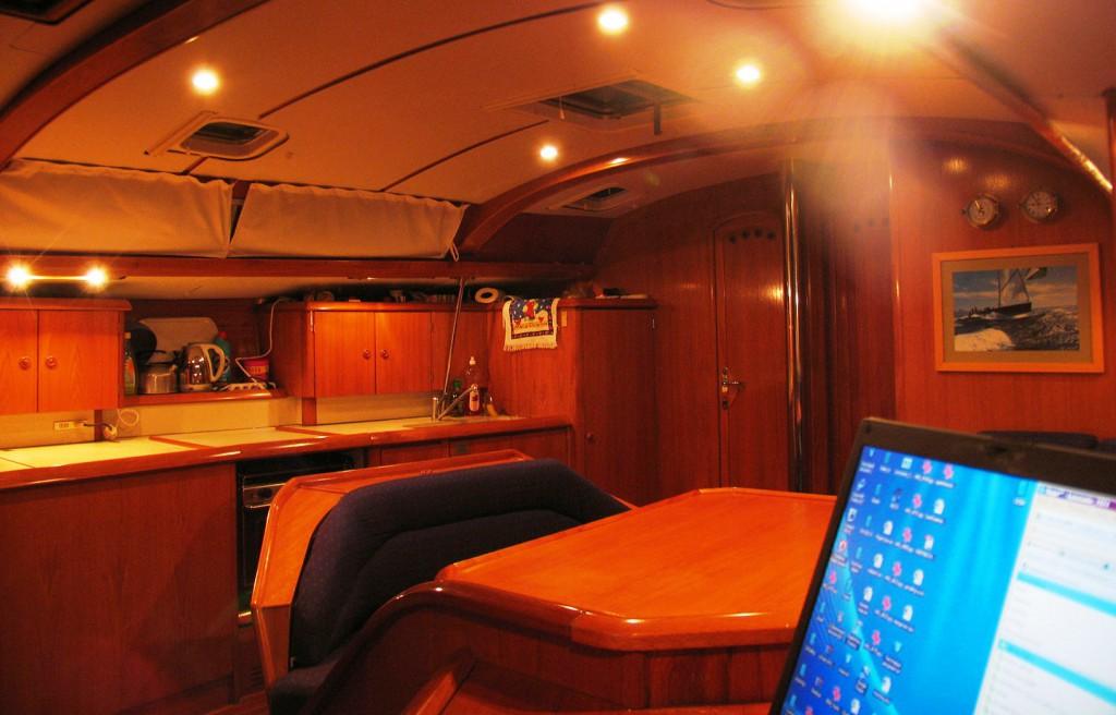 Navalia - Imbarcazione Sun Odyssey 45.1 4