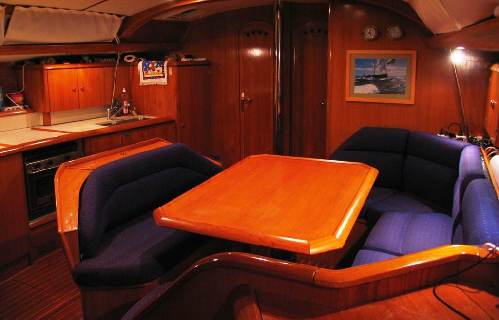 Navalia - Imbarcazione Sun Odyssey 45.1 5