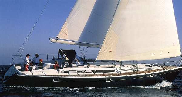 Navalia - Imbarcazione Sun Odyssey 45.2 1