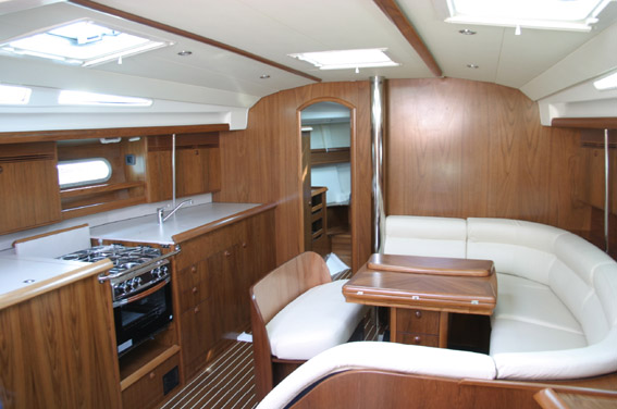 Navalia - Imbarcazione Sun Odyssey 45.2 4