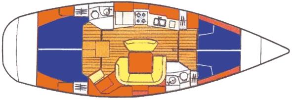 Navalia - Imbarcazione Sun Odyssey 45.2 9