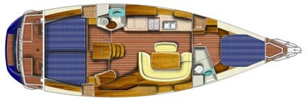 Navalia - Imbarcazione Sun Odyssey 45 10