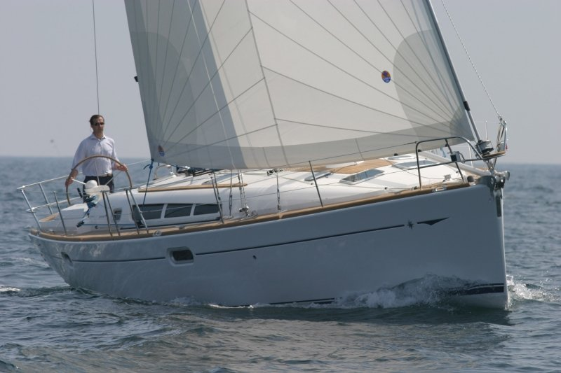 Navalia - Imbarcazione Sun Odyssey 45 2