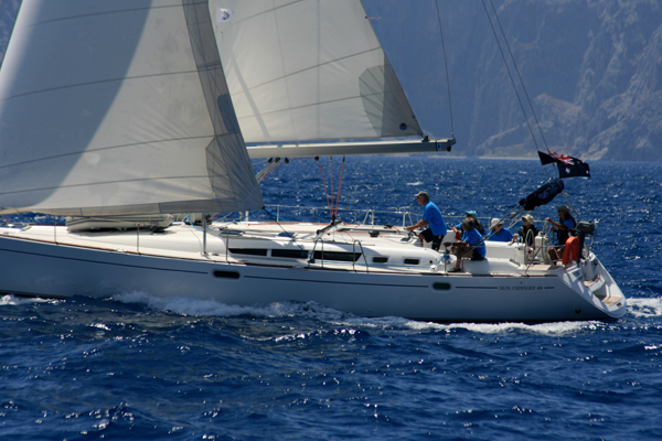 Navalia - Imbarcazione Sun Odyssey 45 3