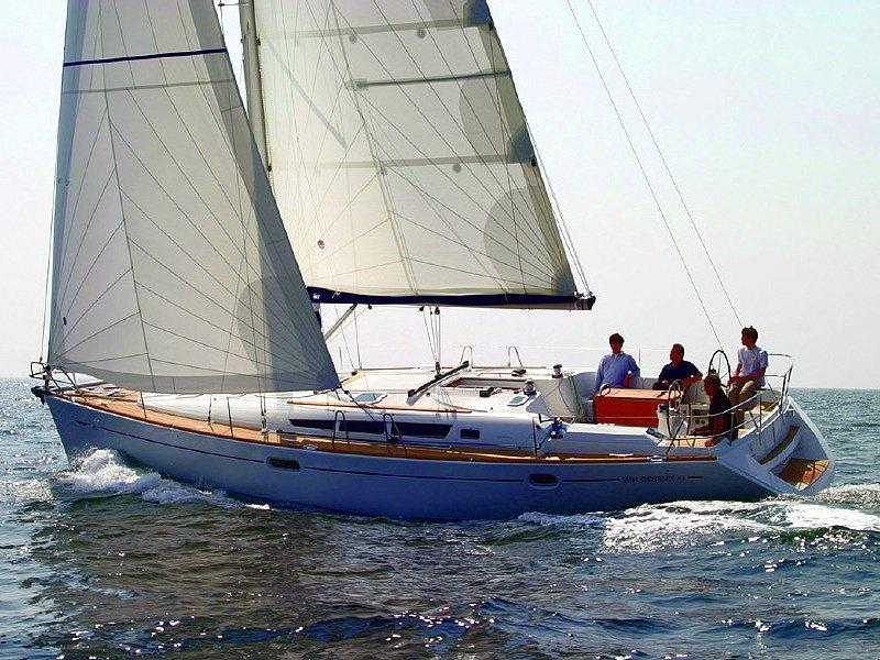 Navalia - Imbarcazione Sun Odyssey 45 1