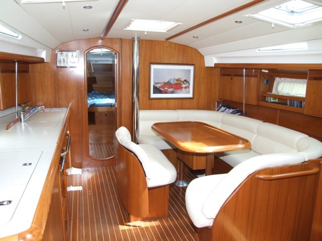 Navalia - Imbarcazione Sun Odyssey 45 5