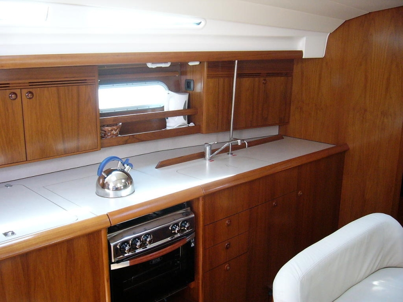 Navalia - Imbarcazione Sun Odyssey 45 7