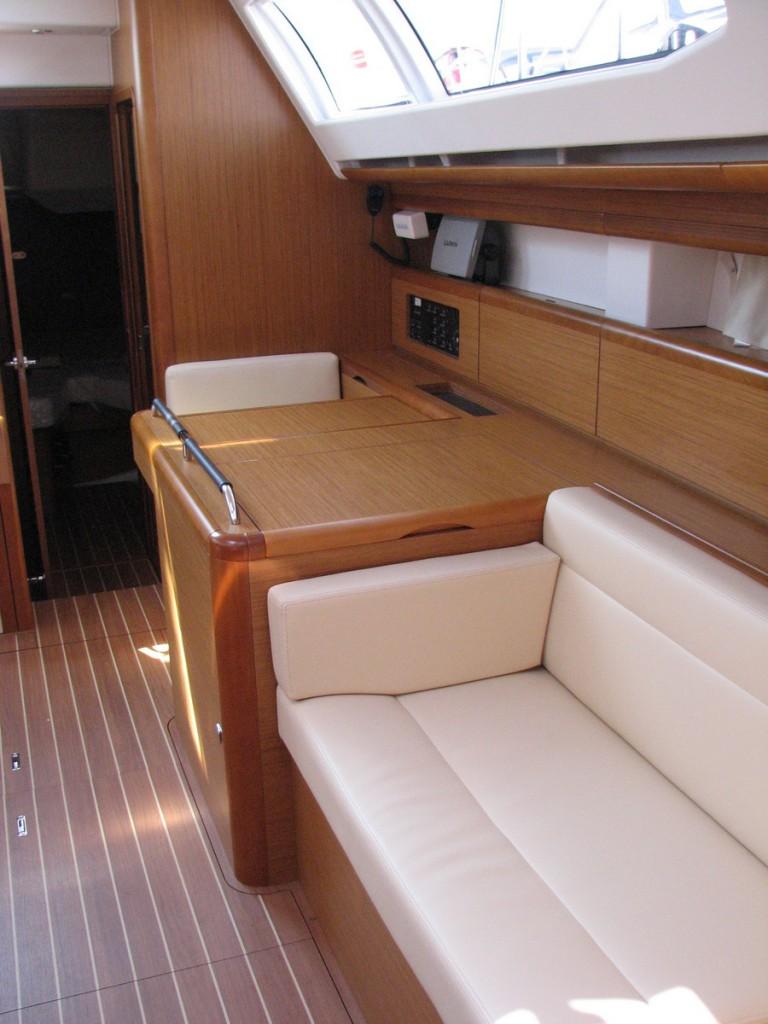 Navalia - Imbarcazione Sun Odyssey 45 DS – 3 cab. 7