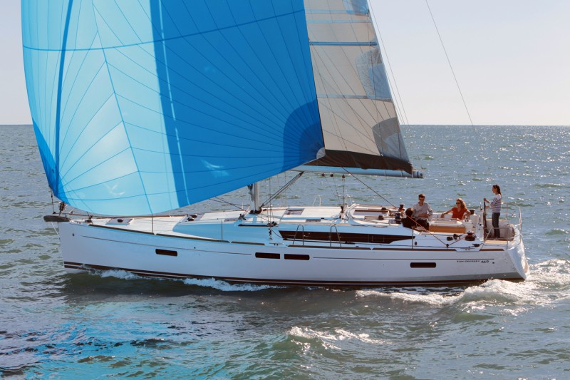 Navalia - Imbarcazione Sun Odyssey 469 1