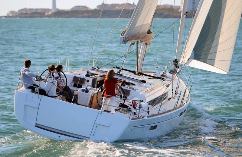 Navalia - Imbarcazione Sun Odyssey 469 2