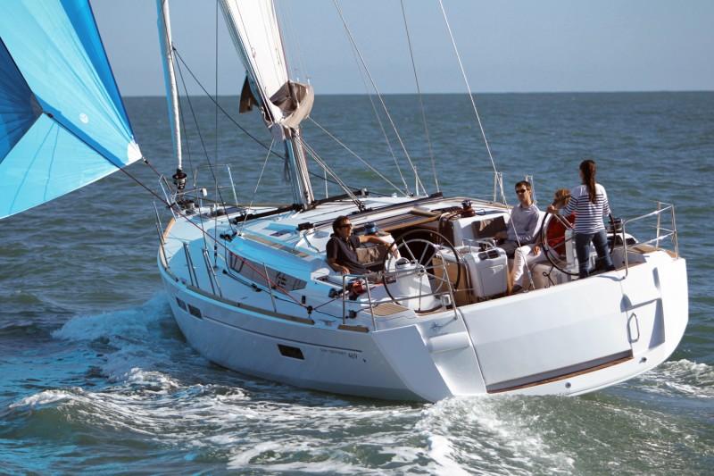 Navalia - Imbarcazione Sun Odyssey 469 3