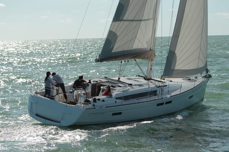 Navalia - Imbarcazione Sun Odyssey 469 4