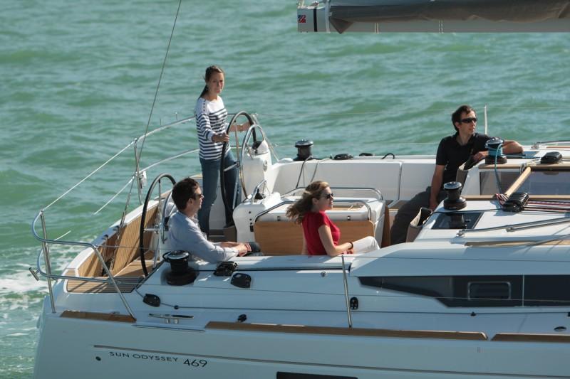 Navalia - Imbarcazione Sun Odyssey 469 5
