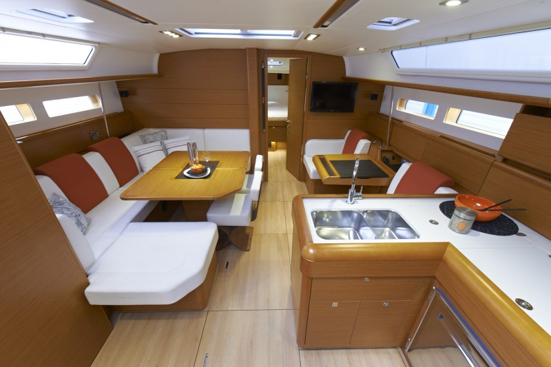 Navalia - Imbarcazione Sun Odyssey 469 7