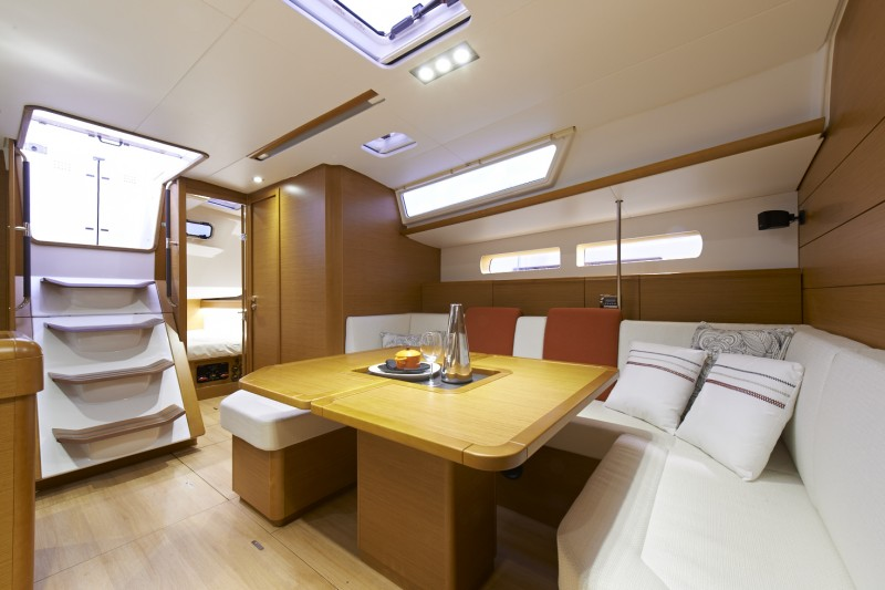 Navalia - Imbarcazione Sun Odyssey 469 8