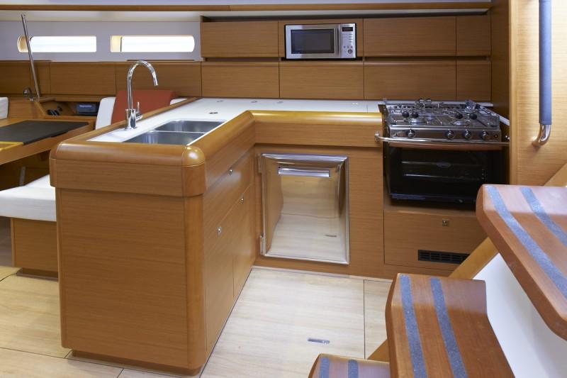 Navalia - Imbarcazione Sun Odyssey 469 9