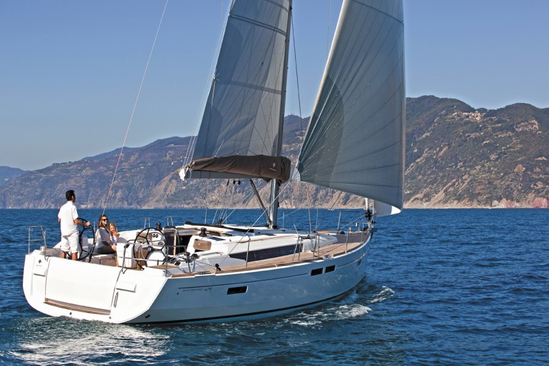 Navalia - Imbarcazione Sun Odyssey 479 1