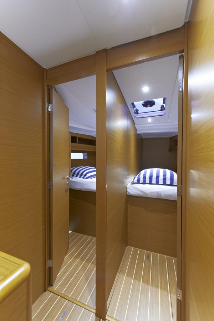 Navalia - Imbarcazione Sun Odyssey 479 – 4 cab. 11
