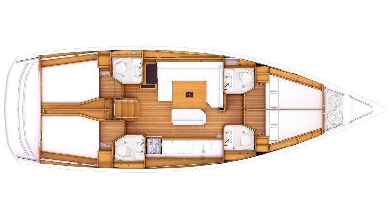 Navalia - Imbarcazione Sun Odyssey 479 13
