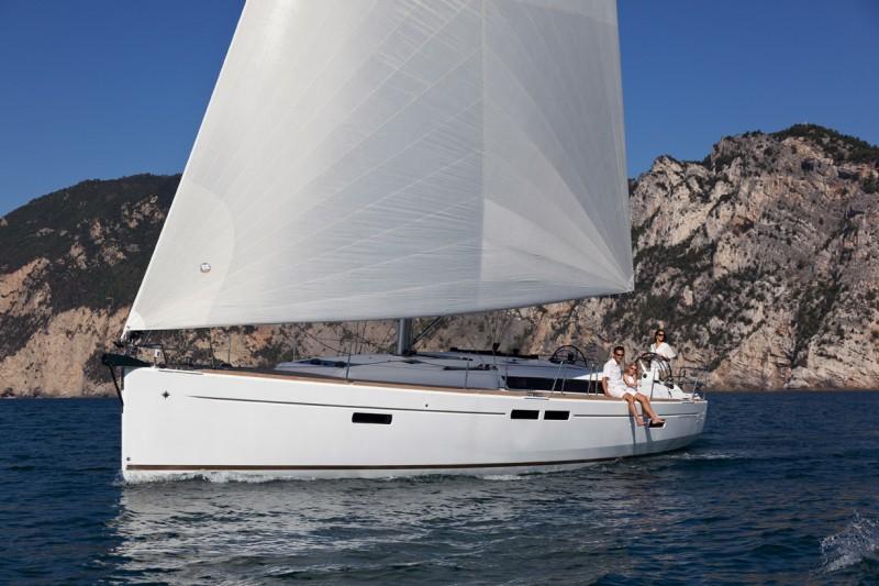Navalia - Imbarcazione Sun Odyssey 479 – 4 cab. 2