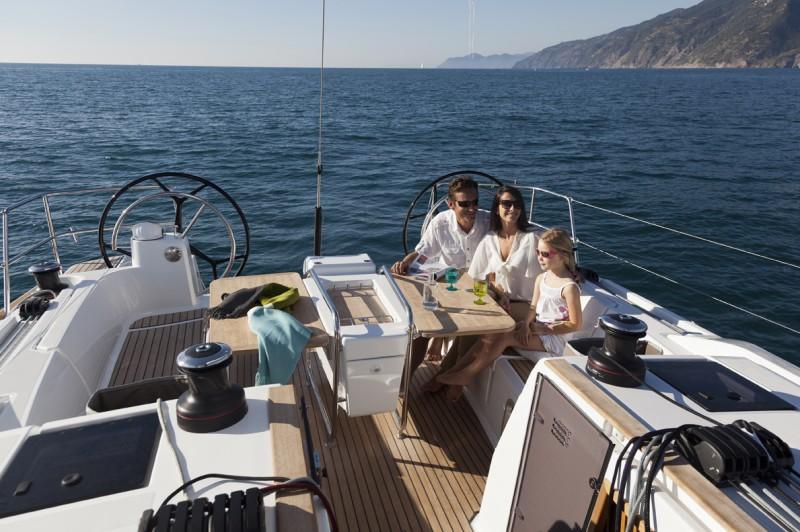 Navalia - Imbarcazione Sun Odyssey 479 – 4 cab. 6